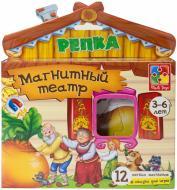 Игра настольная Vladi Toys Магнитный театр VT3206-07