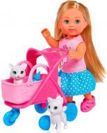 Кукольный набор Simba Steffi & Evi Коляска для улюбленців