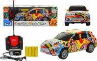 Машинка на р/у Graffiti Model Car 1:18 2-602A