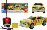 Машинка на р/к Graffiti Model Car 1:18 2-802A
