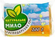 Господарське мило натуральне Екстра 200 г 1 шт./уп.