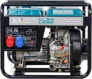 Генератор дизельний Konner&Sohnen KS 8100 HDE-1/3 ATSR