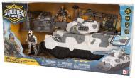 Игровой набор Chap Mei Солдаты Desert Tank 545058