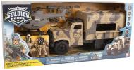 Игровой набор Chap Mei Солдаты Trooper Truck 545059