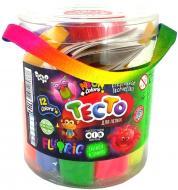Тісто для ліплення Danko Toys Fluoric 13 кольорів TMD-FL-12-01