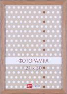 Рамка для фото Арт-Сервіс ЭА-01107 1 фото 21х30 см бежевый/светло-коричневый