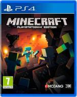 Minecraft. Sony PlayStation 4 диск Blu-ray(9440611)