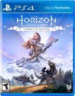 Гра Sony Horizon Zero Dawn. Complete Edition (PS4, російська версія)