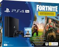 Ігрова консоль Sony PlayStation 4 Slim 1Tb Fortnite (9724117) black