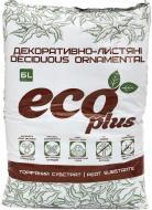 Субстрат Eco Plus для декоративно-листяних рослин 6 л