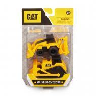 Набір іграшок CAT Міні-техніка Екскаватор-навантажувач та Бульдозер 82280