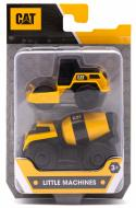 Набір іграшок CAT Міні-техніка Цементовоз та Дорожній каток 83191