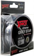 Волосінь Lineaeffe Take Xtreme Grey Star 150м 0.138мм 2.8кг 3800113-GS