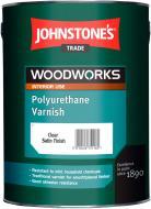 Лак для підлоги Quick Dry Polyurethane Floor Varnish Johnstone's напівмат 5 л