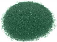 Песок декоративный зеленый 0,1-0,5 мм 350 г 3020