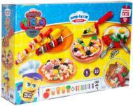 Тісто для ліплення Danko Toys Master Do Шеф-кухар Кулінарія (укр.) TMD-09-01U