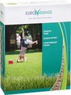 Насіння Euro Grass газонна трава Sport коробка 2,5 кг