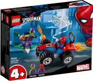 Конструктор LEGO Super Heroes Marvel Автомобільна погоня Людини-Павука 76133