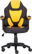 Кресло GT Racer X-1414 Black/Yellow (Kids) черно-желтый