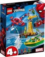 Конструктор LEGO Super Heroes Marvel Людина-павук: викрадення діамантів Доктором Восьминогом 76134