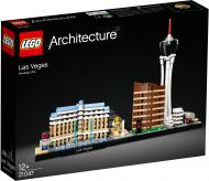 Конструктор LEGO Architecture Лас-Вегас 21047