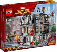 Конструктор LEGO Super Heroes Marvel Вирішальний бій у Санктум Санкторум 76108