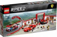 Конструктор LEGO Speed Champions Гараж Ferrari 75889