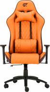 Крісло GT Racer X-2540 Brown/Orange коричнево-помаранчевий