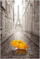 Плитка Tiger Жовта парасолька панно 89,1x60