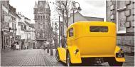 Плитка Tiger Жовта машина 29,7x60