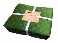 Покрывало декоративное 210x240 см Zastelli зеленый