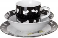 Набір дитячого посуду Корівка 3 предмети C150R Fiora