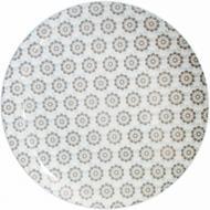 Тарілка обідня Slavna Ash 26 см., кераміка Milika