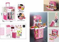 Ігровий набір Shantou Кухня зі світловими та звуковими єффектамі OTE0647424