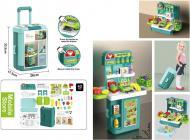 Игровой набор Shantou Чемодан Супермаркет 4 в 1 OTG0921010