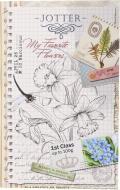 Блокнот Квітка Mandarin