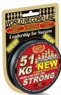 Шнур WFT KG Strong Round Braid 300 м 0.25 мм 39 кг Green (30441325)