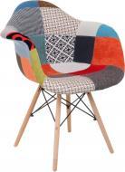 Стул Style patchwork разноцветный