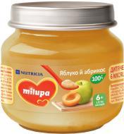 Пюре Milupa Яблоко и абрикос