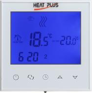 Терморегулятор Heat Plus BHT-321GB білий (BHT321W)