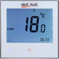 Терморегулятор Heat Plus Iteo4 Wi-Fi білий