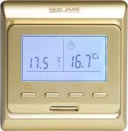 Терморегулятор Heat Plus M6.716 золотий (M6716G)