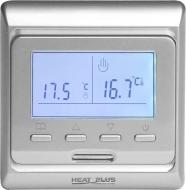 Терморегулятор Heat Plus M6.716 сріблястий (M6716S)