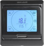Терморегулятор Heat Plus M9.716 чорний (M9716B)