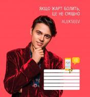 Зошит ДоброPhone 3 Alexeev в клітку 24 аркушів Мрії збуваються