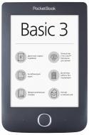 Електронна книга PocketBook 614(2) BASIC 3 black (159453)