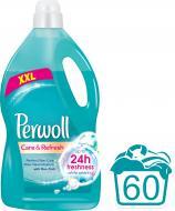 Гель універсал Perwoll для делікатного прання Перволь Догляд та Освіжаючий ефект 3.6 л