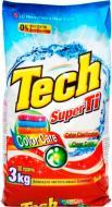 Пральний порошок для машинного та ручного прання Tech Super Ti для кольорових речей 3 кг