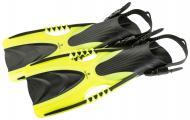 Ласты детские TECNOPRO F5 C Jr 275934-900704 желтый с черным
