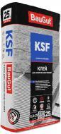 Клей для плитки BauGut KSF 25кг
